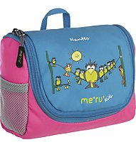 Meru Nantes - Washbag - Kinder, Pink/Blue