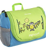 Meru Nantes - Washbag - Kinder, Blue/Green