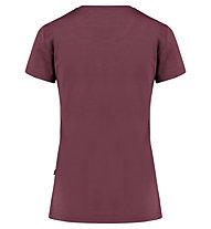 Meru Narvik s/s shirt women - t-shirt trekking - donna, Purple