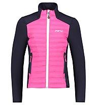 Meru Naseby Hybrid - giacca ibrida - bambino, Pink