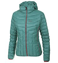 Meru New Padded Jacke Damen, Emerald