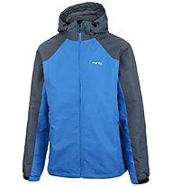 Meru New Red Deer - giacca hardshell trekking - uomo, Blue