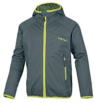 Meru New Softshell Jr - Kinderjacke, Slate