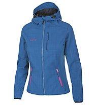 Meru New Soft Shell Woman giacca Softshell donna, Marrocanie Blue