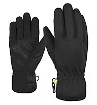 Meru Nuuk Fleece - Handschuhe - Kinder, Black
