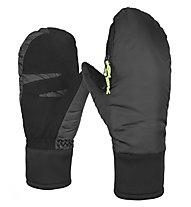 Meru Nuuk with zipper - Handschuhe - Herren, Black