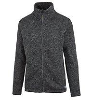 Meru Östersund - giacca in pile - uomo, Dark Grey