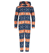 Meru Omsk - Fleece-Anzug - Kinder, Blue