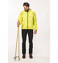 Meru Oshawa 2 - Pantaloni lunghi Softshell trekking - uomo, Black/Black