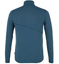 Meru Otane - giacca in pile - uomo, Blue