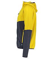 Meru Outram Hoody - Fleecejacke mit Kapuze - Herren, Yellow