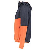 Meru Outram Hoody - Fleecejacke mit Kapuze - Herren, Orange