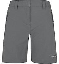 Meru Owaka - pantaloni corti trekking - donna, Grey
