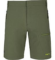 Meru Owaka Bermuda - pantaloni corti trekking - uomo, Green