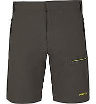 Meru Owaka Bermuda - pantaloni corti trekking - uomo, Dark Grey
