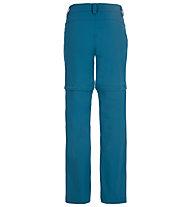 Meru Owaka - Zip-Off Wander- und Trekkinghose - Damen, Light Blue