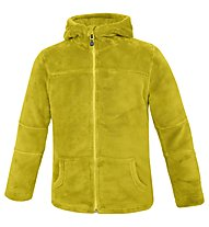 Meru Paddington - Fleecejacke Wandern - Kinder, Yellow
