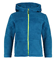 Meru Paddington - giacca in pile - bambino, Blue