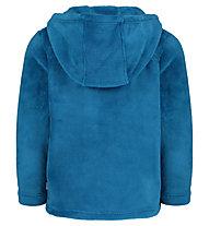 Meru Paddington - Fleecejacke mit Kapuze - Kinder, Blue