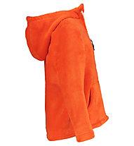Meru Paddington - Fleecejacke mit Kapuze - Kinder, Orange