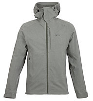 Meru Pau - giacca softshell escursionismo - uomo, Green