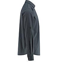Meru Peania functional S/S shirt roll up - Trekkinghemd - Herren, Grey