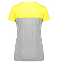 Meru Perama - T-Shirt Wandern - Damen, Yellow