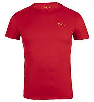 Meru Pisa - T-shirt trekking - uomo, High Risk Red