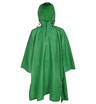 Meru Delux - Poncho antipioggia, Green