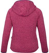 Meru Prag - giacca ibrida con cappuccio - bambino, Pink