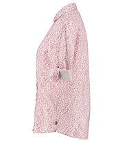 Meru Puebla Roll Up - camicia manica lunga - donna, Pink