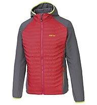 Meru Quebeck Jacket - Softshelljacke Wandern - Herren, Red
