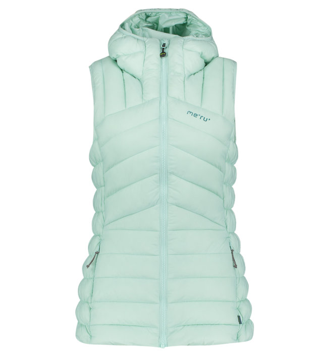 Meru Rakaia W - Weste - Damen, Light Green