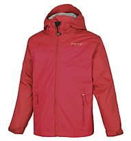 Meru Red Deer Jr - Kinderjacke, Barbados Cherry/Red