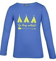 Meru Redmund - maglietta a maniche lunghe - bambino, Blue