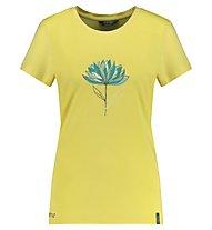Meru Rijukan W Single Jersey - T-Shirt - Damen, Yellow