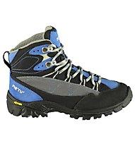Meru Rocker Vibram - scarpe da trekking - bambino, Blue