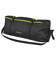 Meru Rope Bag - sacca portacorda, Black/Yellow