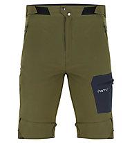 Meru Rotorua T Zip M - Trekkinghose Zip off - Herren, Green
