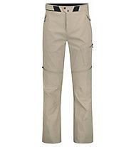 Meru Rotorua Zip-Off M - pantaloni lunghi trekking - uomo, Brown