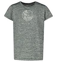 Meru Rotowaro SS Junior - T-shirt - bambino, Black