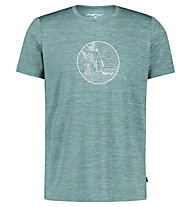 Meru Rotowaro SS M - T-shirt - Herren, Light Blue