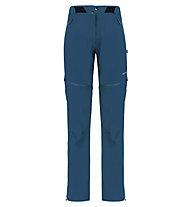 Meru Roturua T Zip - pantaloni zip-off - donna, Blue