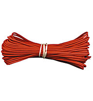 Meru Rubber Pole Cord - cordino in gomma, Red