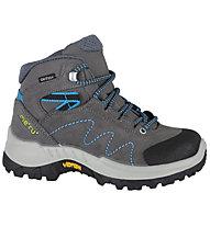 Meru Rupal Mid - scarpe trekking - bambino, Grey/Blue