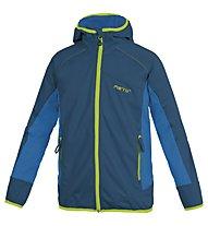 Meru Saint Jon´s Junior Jacket - Wander- und Trekkingjacke mit Kapuze Kinder, Blue