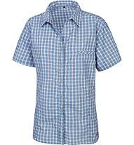 Meru Sandnes - camicia trekking - donna, Blue