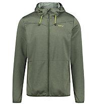 Meru Serres - giacca in pile - uomo, Green