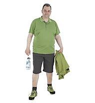 Meru Alberta pantaloni corti trekking, Anthracite