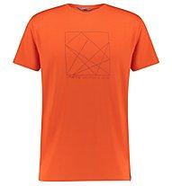 Meru Skiros - T-Shirt - Herren, Orange